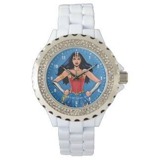Wonder Woman - Fight For Peace Watch