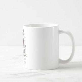 Wonder Woman Flourish Basic White Mug