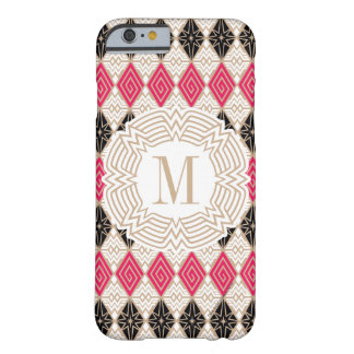 Wonder Woman Greek Pattern Barely There iPhone 6 Case