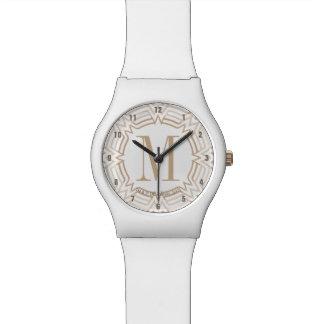 Wonder Woman Greek Pattern Wristwatches