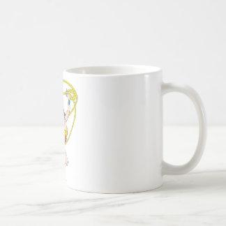 Wonder Woman Holds Lasso 3 Basic White Mug