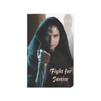 Wonder Woman in Cloak Journal