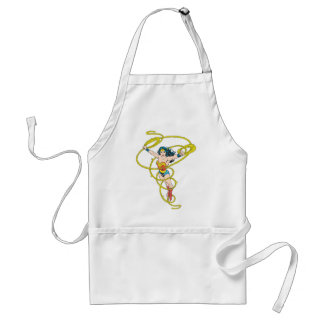 Wonder Woman in Lasso Adult Apron