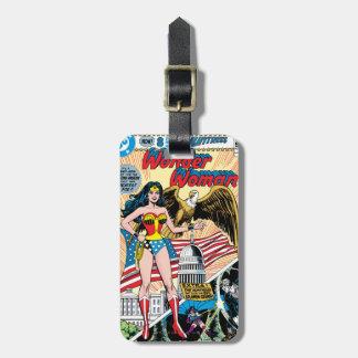 Wonder Woman Issue #272 Luggage Tag