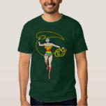 Wonder Woman Lasso over Head T Shirt