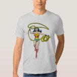 Wonder Woman Lasso over Head Tee Shirt