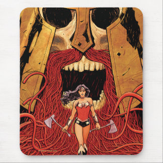 Wonder Woman New 52 Comic Cover #23 Mouse Pad