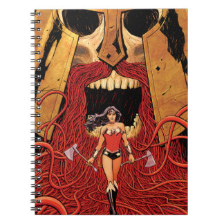 Wonder Woman New 52 Comic Cover #23 Notebooks