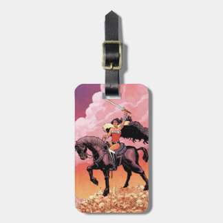Wonder Woman New 52 Comic Cover #24 Luggage Tag