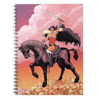Wonder Woman New 52 Comic Cover #24 Notebook
