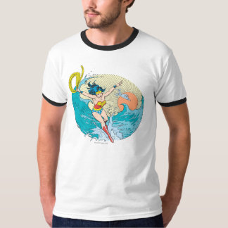 Wonder Woman Ocean Sky T-Shirt