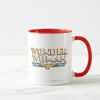 Wonder Woman Pencil Logo