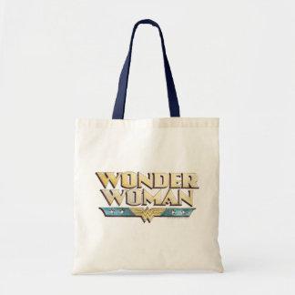 Wonder Woman Pencil Logo Bag