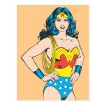 Wonder Woman Portrait Post Cards