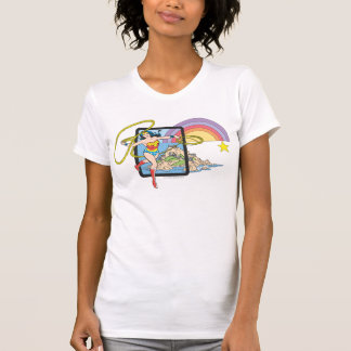 Wonder Woman Rainbow T-Shirt