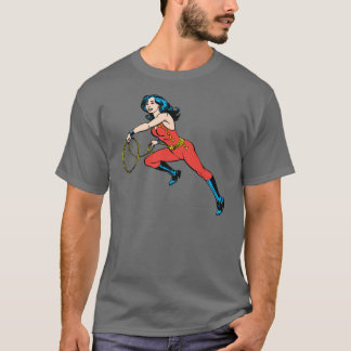 Wonder Woman Red Outfit T-Shirt