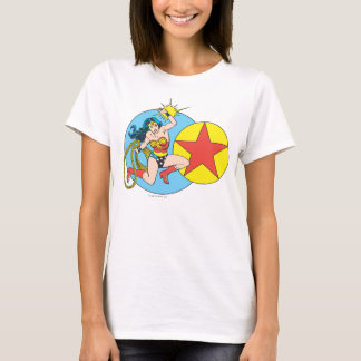 Wonder Woman Red Star T-Shirt
