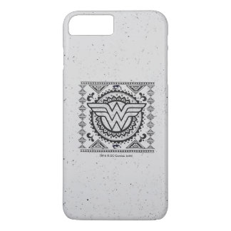 Wonder Woman Spiritual Tribal Design 2 iPhone 8 Plus/7 Plus Case
