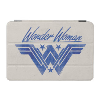 Wonder Woman Stacked Stars Symbol iPad Mini Cover