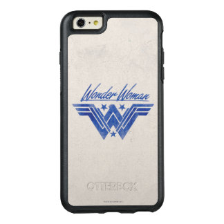 Wonder Woman Stacked Stars Symbol OtterBox iPhone 6/6s Plus Case