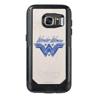 Wonder Woman Stacked Stars Symbol OtterBox Samsung Galaxy S7 Case