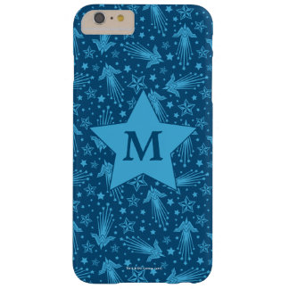 Wonder Woman Symbol Pattern | Monogram Barely There iPhone 6 Plus Case