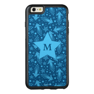 Wonder Woman Symbol Pattern | Monogram OtterBox iPhone 6/6s Plus Case