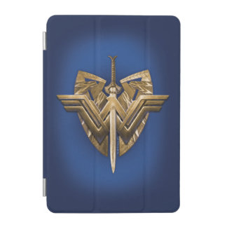Wonder Woman Symbol With Sword of Justice iPad Mini Cover