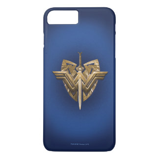 Wonder Woman Symbol With Sword of Justice iPhone 8 Plus/7 Plus Case