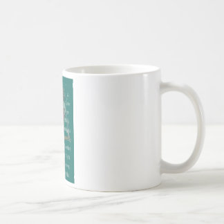 Wonder Woman Text Background Basic White Mug