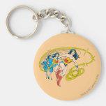 Wonder Woman Transform Key Chain