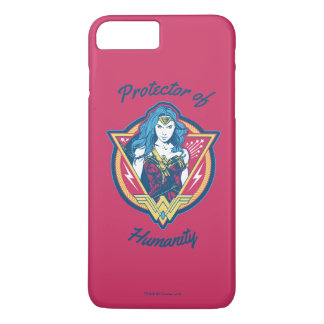 Wonder Woman Tri-Color Graphic Template iPhone 8 Plus/7 Plus Case