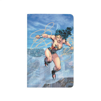 Wonder Woman Trinity Comic Cover #16 Journal
