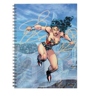 Wonder Woman Trinity Comic Cover #16 Notebook