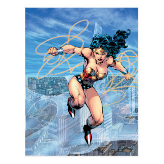 Wonder Woman Trinity Comic Cover #16 Postcard