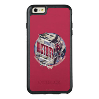 Wonder Woman Upward To Victory OtterBox iPhone 6/6s Plus Case