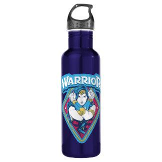 Wonder Woman Warrior Graphic 710 Ml Water Bottle