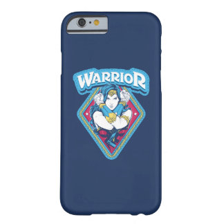 Wonder Woman Warrior Graphic Barely There iPhone 6 Case