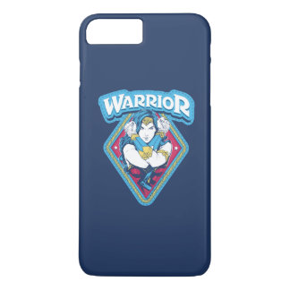 Wonder Woman Warrior Graphic iPhone 8 Plus/7 Plus Case
