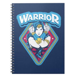 Wonder Woman Warrior Graphic Notebook