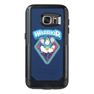 Wonder Woman Warrior Graphic OtterBox Samsung Galaxy S7 Case