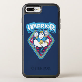 Wonder Woman Warrior Graphic OtterBox Symmetry iPhone 8 Plus/7 Plus Case