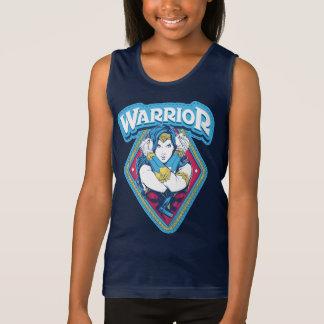 Wonder Woman Warrior Graphic Singlet