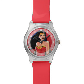 Wonder Woman With Sword - Fierce Watch