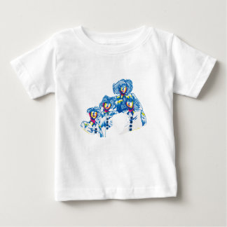 wondercrowd-tentacles baby T-Shirt
