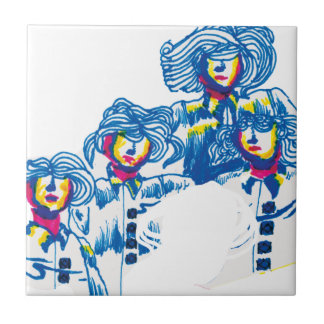 wondercrowd-tentacles ceramic tile