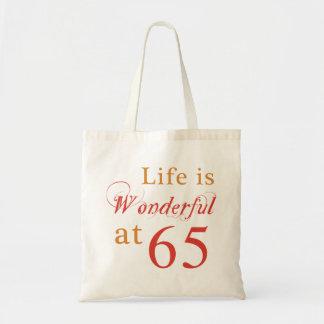 Wonderful 65th Birthday Gifts