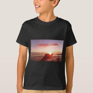 Wonderful and Incredible Sunset in the Philippines T-Shirt