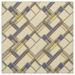 Wonderful Arts & Crafts Geometric Patterns in Fall Fabric
