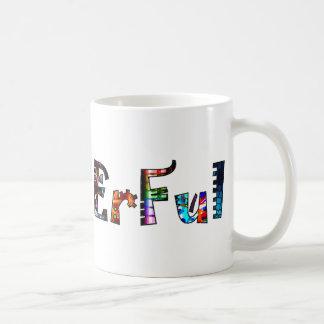 Wonderful Basic White Mug